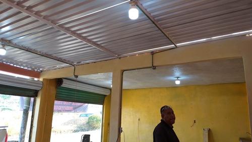 instalaciones eléctricas y de plomería, «servicios garcía»