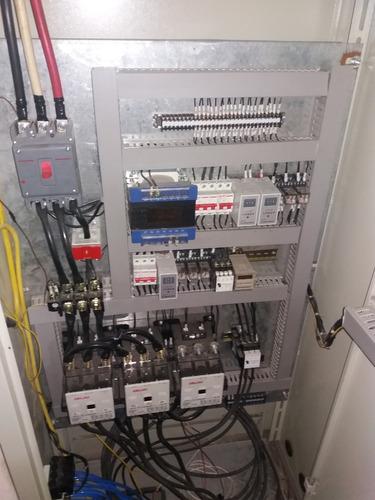 instalaciones eléctricas y electrónicas