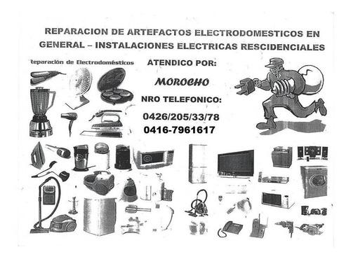 instalaciones eléctricas y reparaciones
