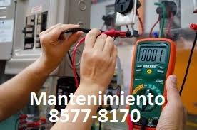 instalaciones mantenimiento reparaciones averías electricas