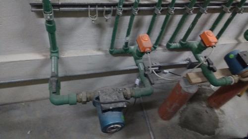 instalaciones sanitarias y gas natural