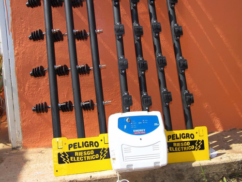 instalaciones y mantenimiento de cercos electricos  y otros