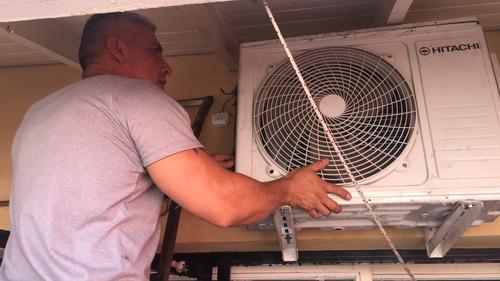 instalaciones y servicios tecnico aires acondicionados