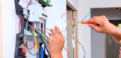 instalaciones y trabajos eléctricos , tv cable, antenas