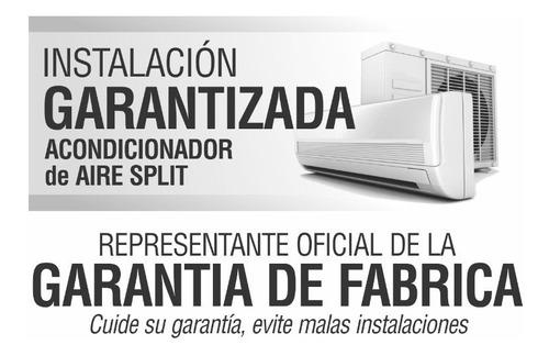 instalación/reparación aires acondicionados split