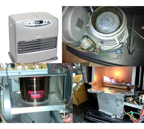 instalación,reparación,mantencion estufas a parafina y gas