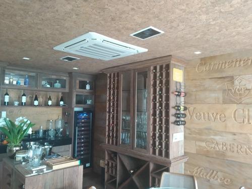 instalação ar-condicionado