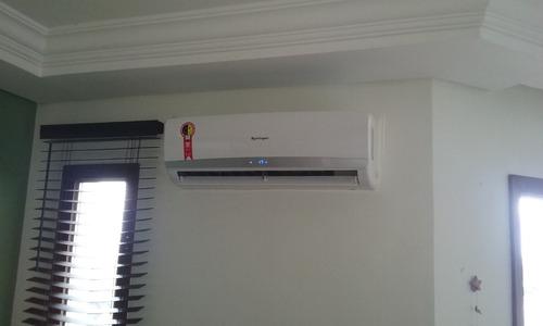 instalação ar condicionado split (3x no cartão de crédito)