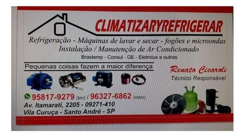 instalação ar condicionado split 7 - 12 mil btus