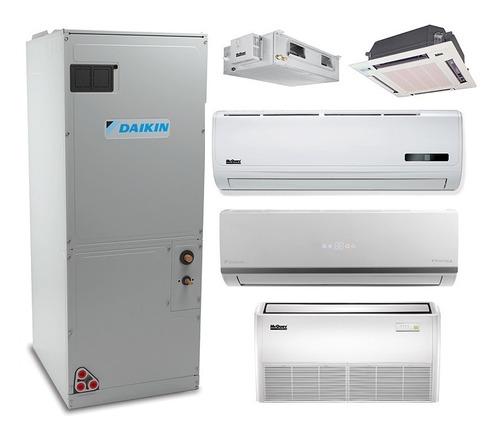 instalação ar condicionado split cassete comum 36 mil a 60 m