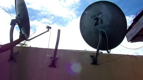 instalação de antenas