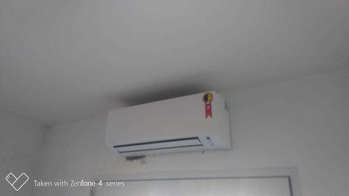 instalação de ar condicionado