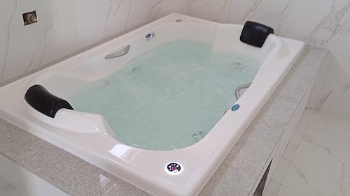 instalação de banheira spa