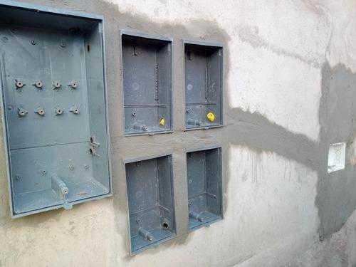 instalação de barramento