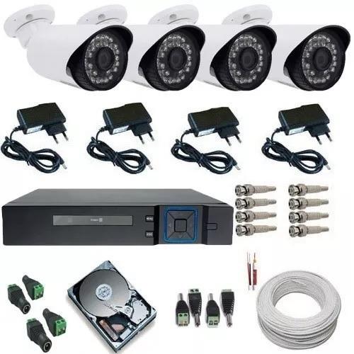 instalação de circuito fechado de tv - camera de segurança.