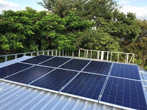 instalação de energia solar (placas fotovoltaicas)