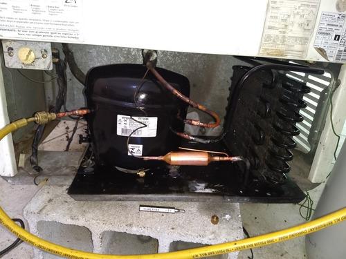 instalação de equipamentos de refrigeração e ar co