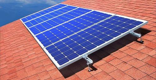 instalação de sistema solar off grid