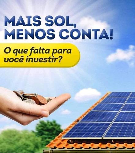 instalação de sistemas de geração de energia fotovoltaico.