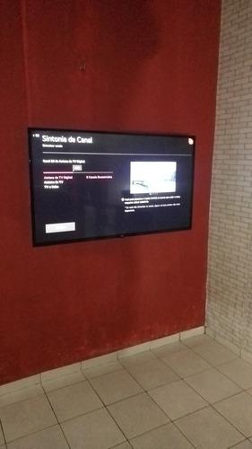 instalação de tv na parede em teresina