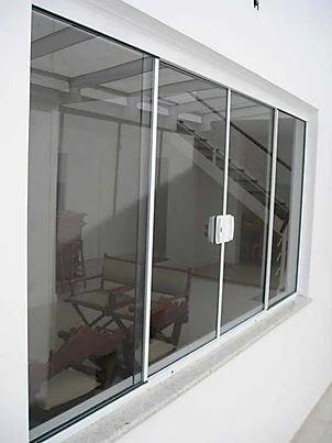 instalação de vidros e vendas de janela r$380,00(m2) incolor