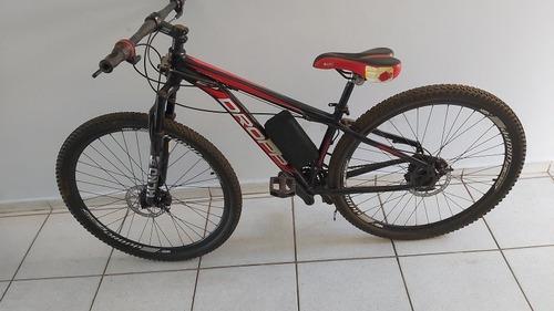 instalação e conversão de bicicleta elétrica