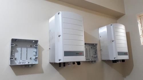 instalação e homologação de sistema solar fotovoltaico