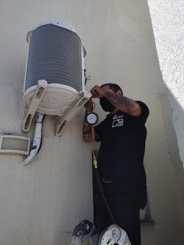 instalação e manutenção de ar condicionado