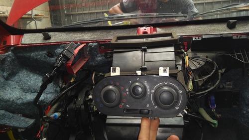 instalação e manutenção de ar-condicionado automotivo.
