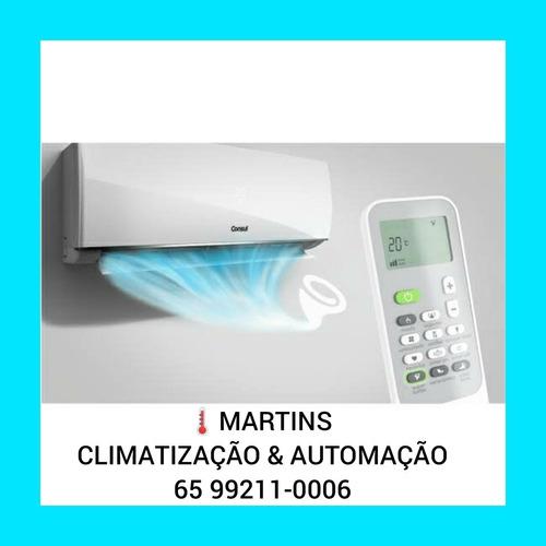 instalação e manutenção de ar condicionado multa marcas