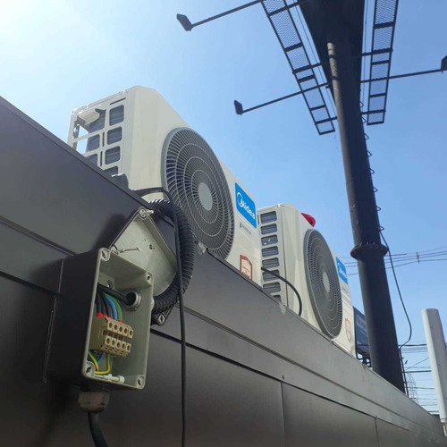 instalação e manutenção de ar condicionado. todas as marcas