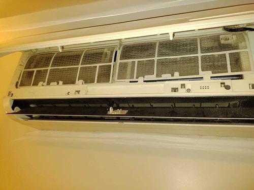 instalação e manutenção de ar condiconado.