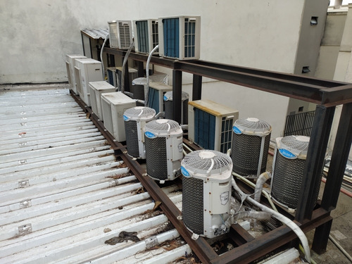 instalação e manutenção de ar split