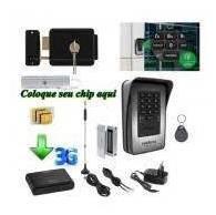 instalação e manutenção de sistemas de segurança eletrônica
