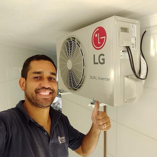 instalação e manutenção elétrica e climatização.