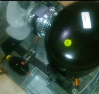 instalação e manutenção em refrigeração.