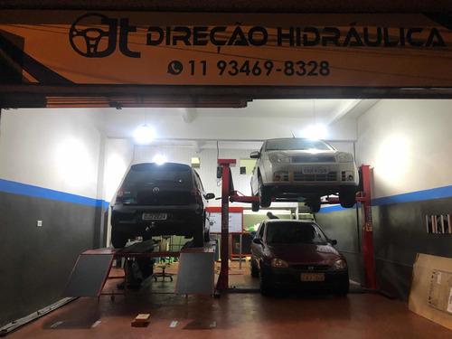 instalação e reparação de direção hidráulica