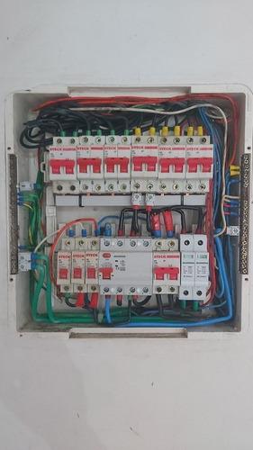 instalação elétrica residencial e predial