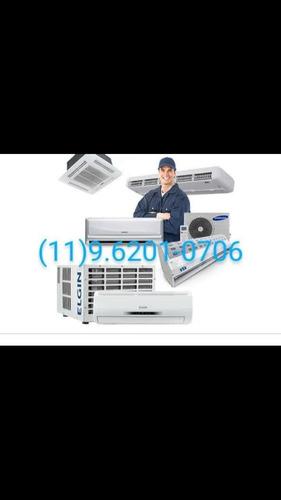 instalação em ar condicionado manutenção