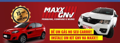 instalação kit gnv