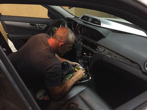 instalação manutenção airbag, reset modulo airbag, direçao