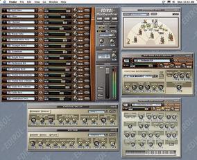 Instalação (strings Vsti - Edirol Orchestral + 64)