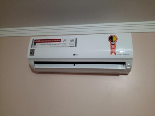 instalações de condicionador de ar
