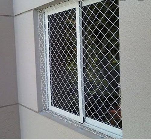 instalações de redes de proteção