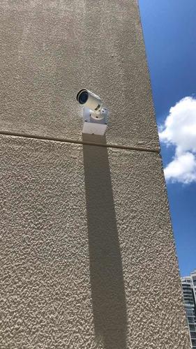 instalações e manutenções em câmeras, alarmes e muito mais.