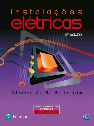 instalações elétricas - 5ª ed.
