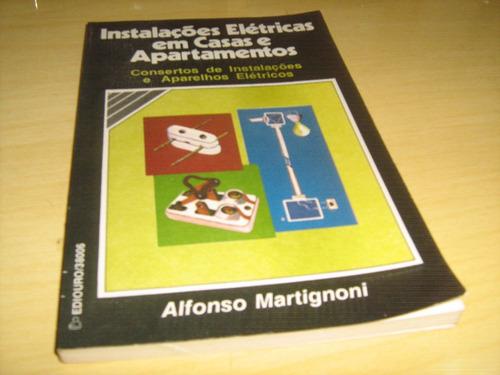 instalações elétricas em casas e apartamentos - alfonso mart