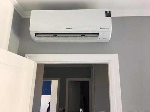 instalador aire acondicionado, service. acepto mercad pago