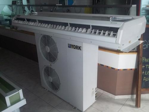 instalador aire piso techo,centrales,  mat. c.a.c.a.a.v
