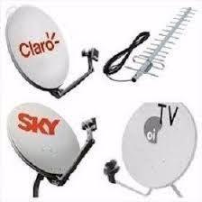 instalador antena digital uhf - parabólica ku - atualizações